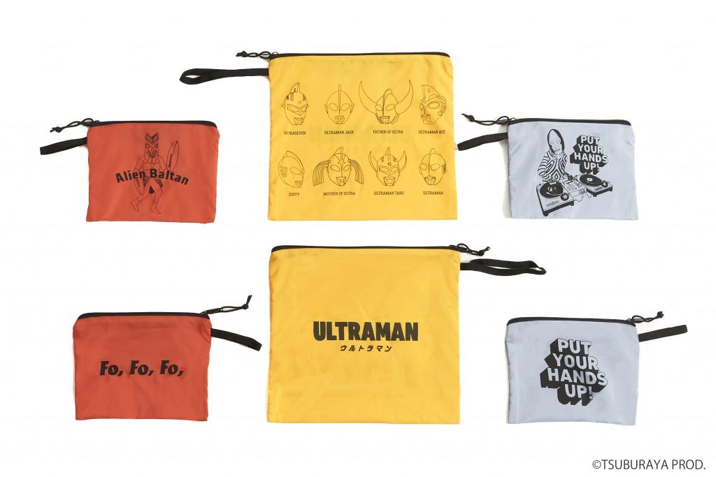『ASOKO de ウルトラマンシリーズ』-販売アイテム