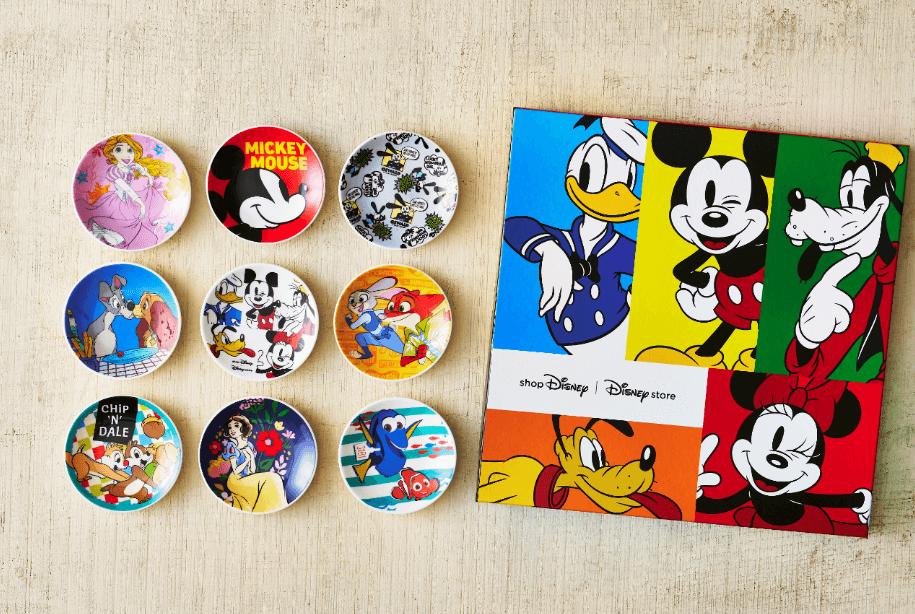 ディズニーの『デザインが毎回変わる!オリジナル豆皿プレゼントキャンペーン』