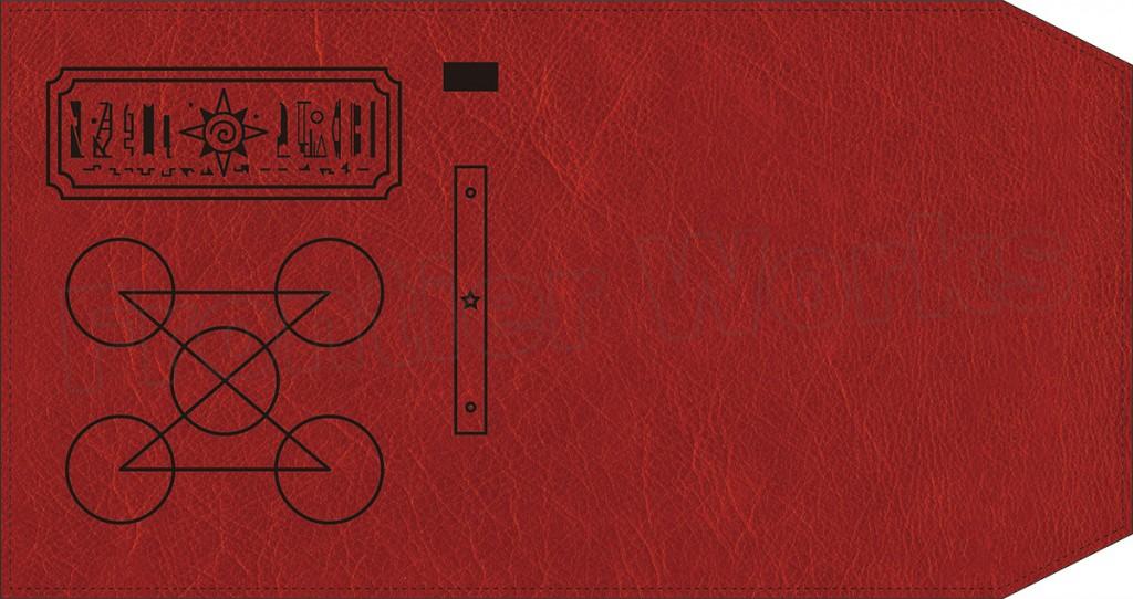 『金色のガッシュ!!』20周年 シン・オウエン・フェア-魔本風ブックカバー