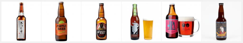 Otomoni(オトモニ)の『全国ビアフェス横断キャンペーン』-CRAFT BEER LIVEのビール