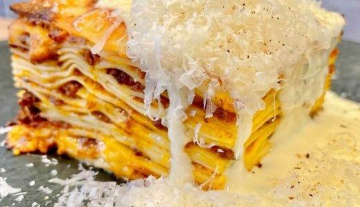 【BRACERIA BAR BRIO(ブラチェリア バール ブリオ)】15層のラザニアや炭焼きラムチョップも人気なすすきののイタリアン!