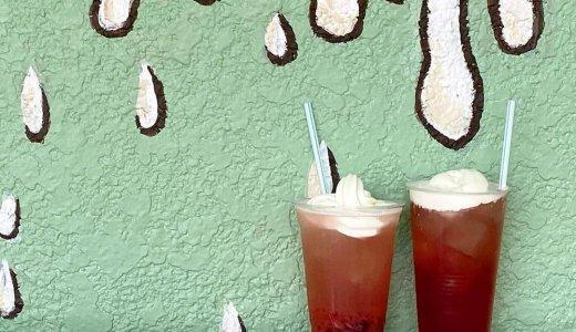 【MORI NO SODA(森のソーダ)】白石区にソフトクリーム&オリジナルソーダのお店がオープン!駄菓子屋も併設