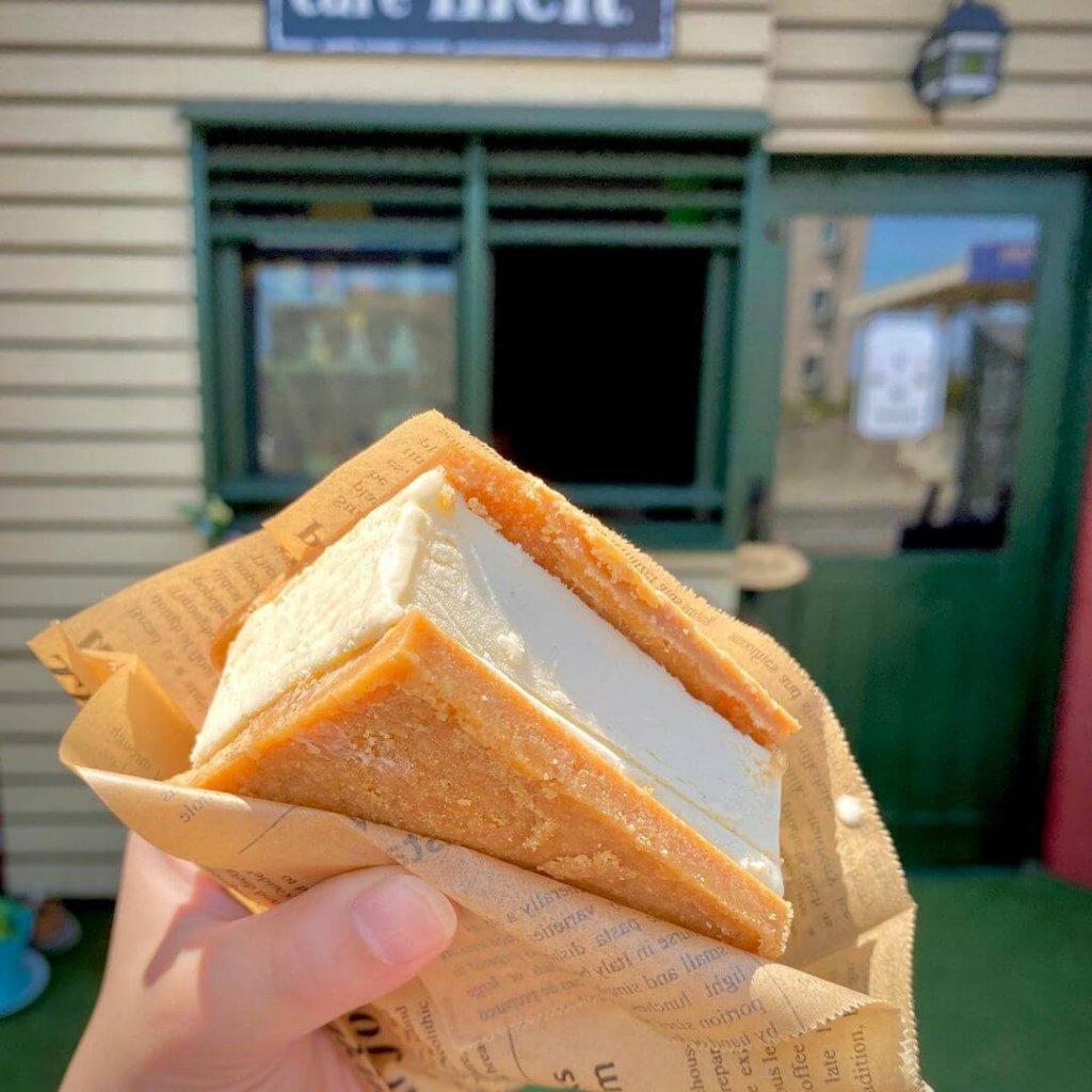 cafe melt.(カフェメルト)の『アイスクリームサンド』