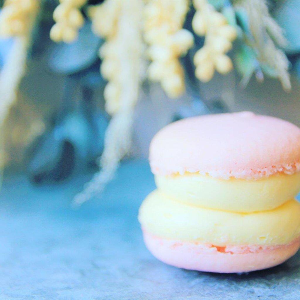chubby macaron sapporoのマカロン