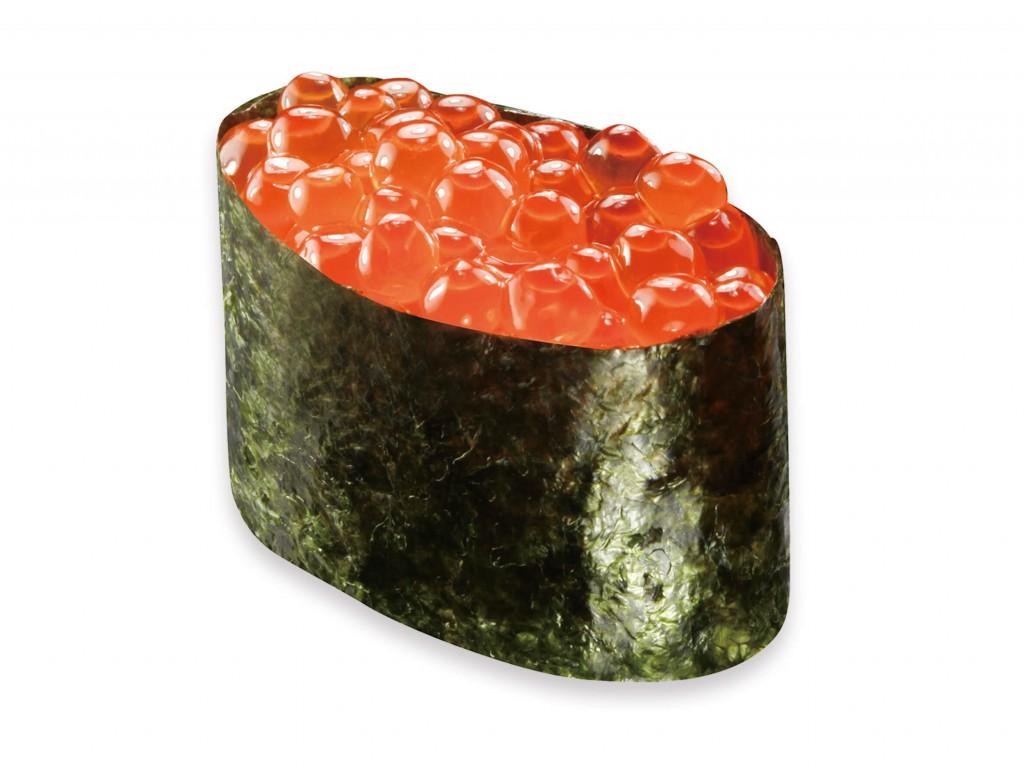 くら寿司の『北海道建てマスいくら』