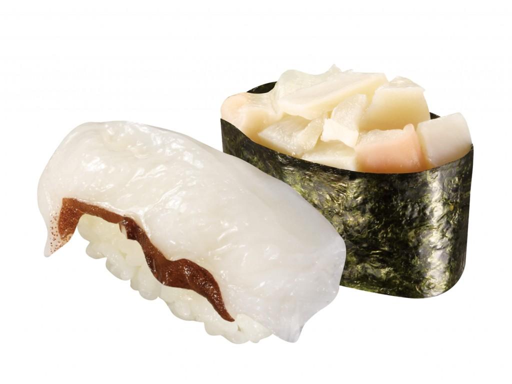 くら寿司の『北海道たこ盛合せ』
