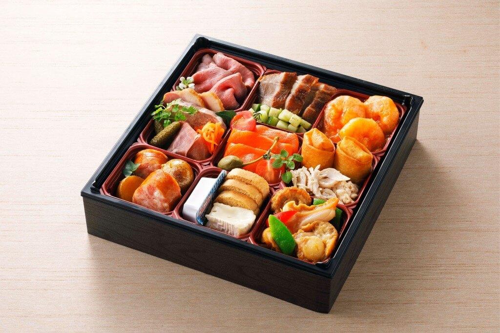 札幌東急REIホテルの『ごちそうBOX』