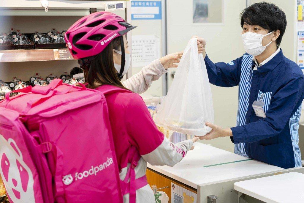 foodpandaが北海道札幌市のローソン 22店舗にてサービスを開始