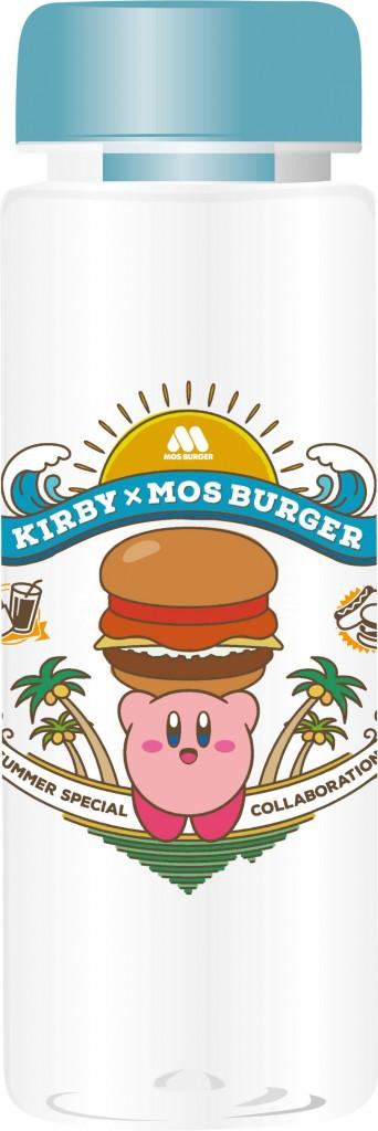 モスバーガーの『モス×カービィ サマーラッキーバッグ』-マイボトル