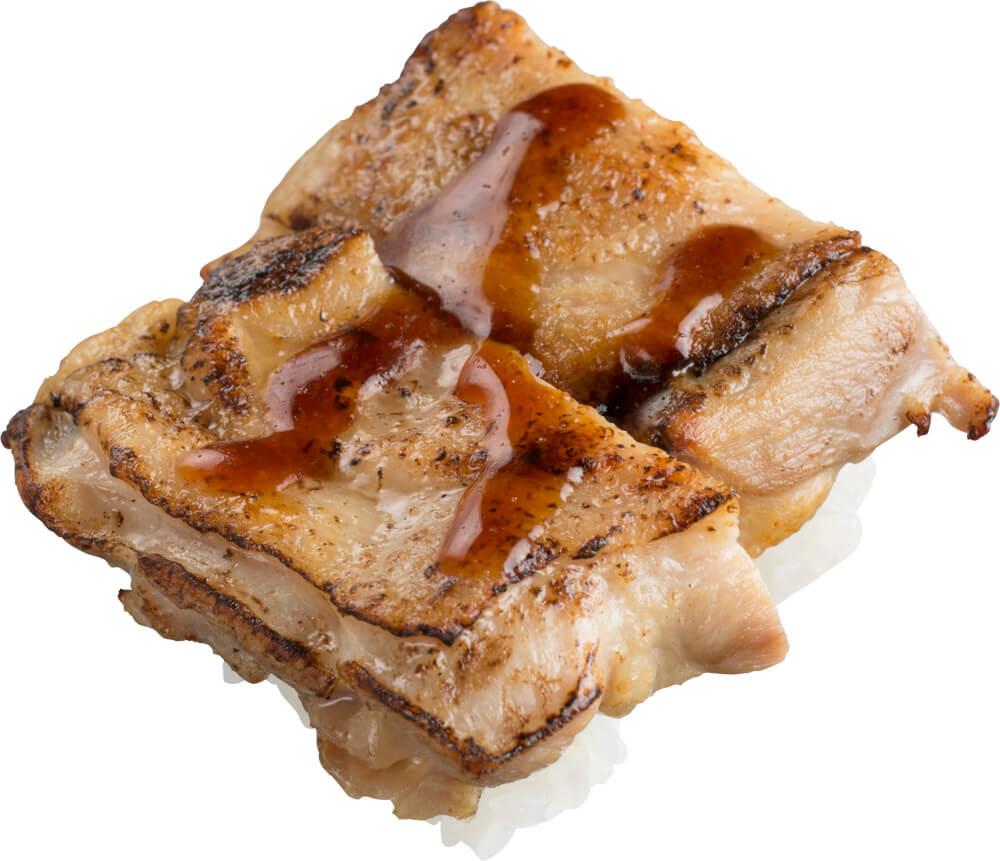 スシローの『若鶏グリルステーキ』
