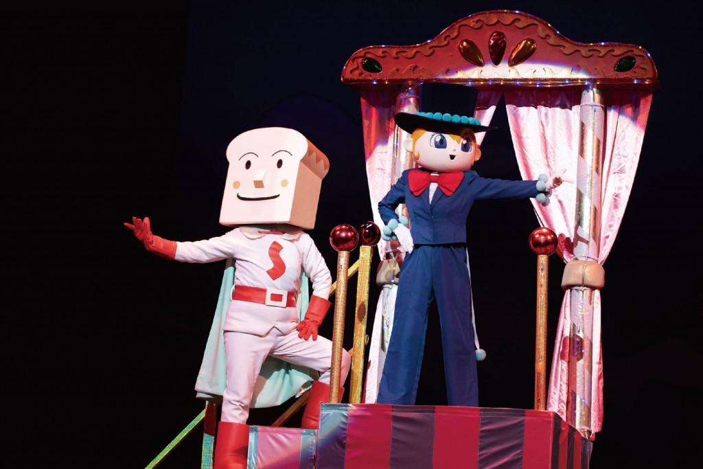 『それいけ!アンパンマン ミュージカル 勇気の花に歌おう♪』