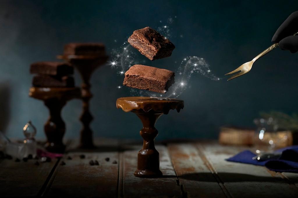 ハートブレッドアンティークの『世にもおいしい珈琲ブラウニー』