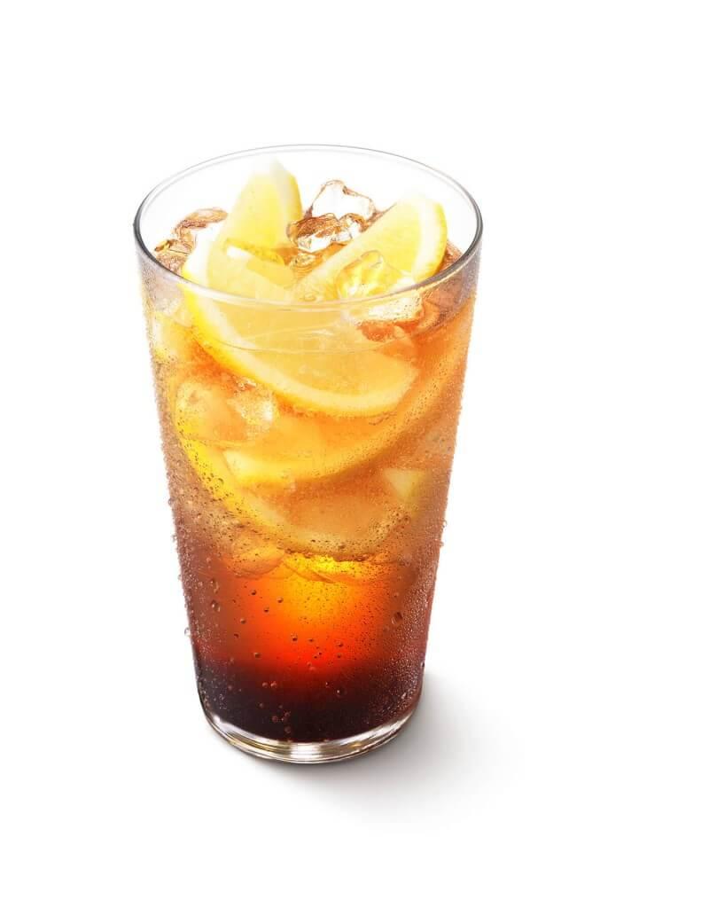 モスバーガーの『まるごと!レモンのクラフトコーラ』