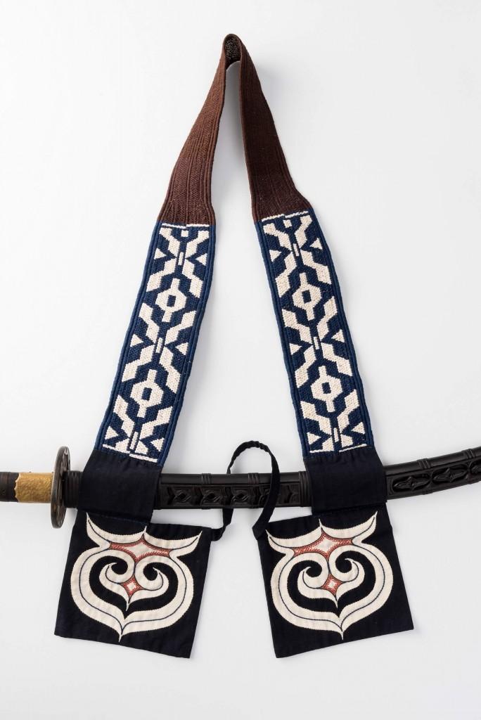 札幌グランドホテル-グランビスタギャラリー サッポロの『アイヌ民具-チセの中の暮らし-』