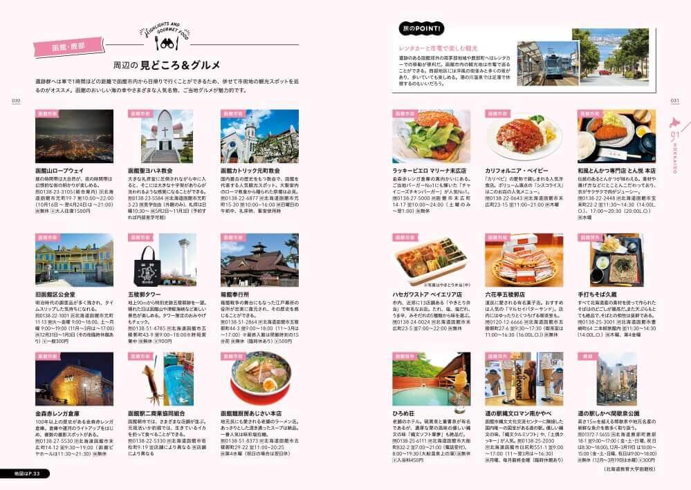 『北海道・北東北の縄文遺跡群を旅するガイド』-「函館・鹿部」紹介ページ