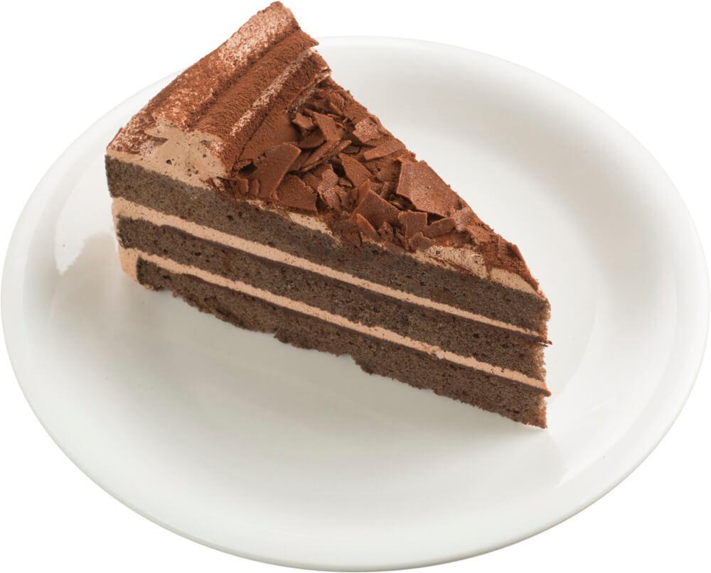 スシローのデリバリー人気商品『ショコラケーキリッチ』