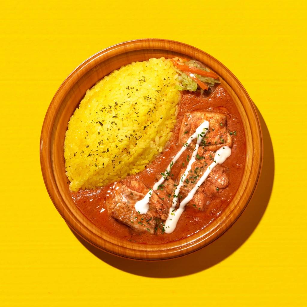 ファミリーマートの『ファミマ 夏のカレー祭り』-香りとコクが自慢のバターチキンカレー