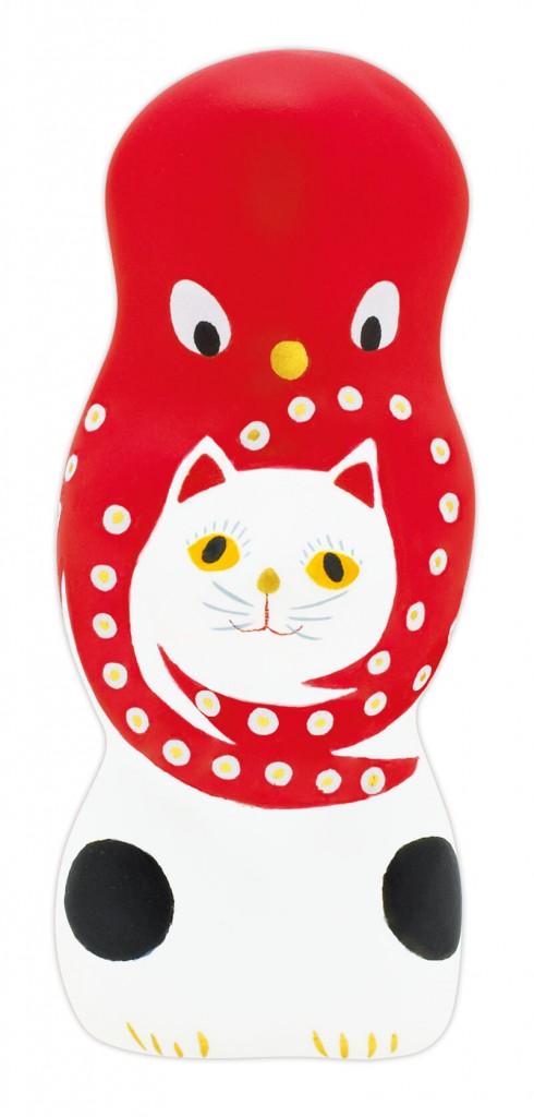 ガシャポンのデパートの『猫に蛸』