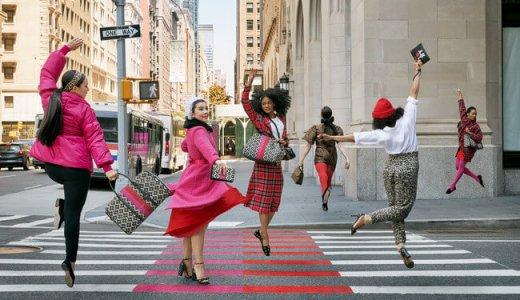 【ケイト・スペード ニューヨーク】札幌パルコにハンドバッグを中心としたライフスタイルブランドがオープン!