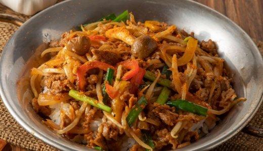【チャンゴン食堂 札幌】北1西3に『タッカルビ丼』『プルコギ丼』などを販売するデリバリー専門の韓国料理店がオープン!
