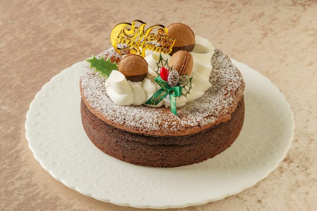 グリルブッフェ&レストラン・バー オードリーの『ガトーショコラ』