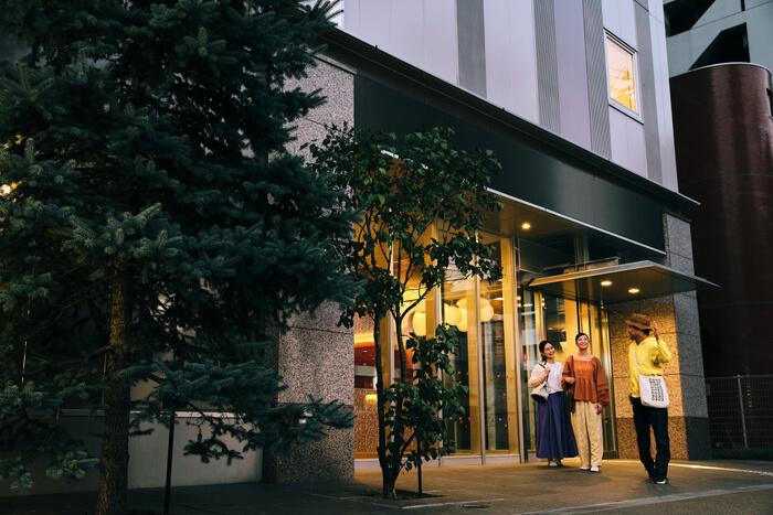 OMO3(おもすりー)札幌すすきのの外観