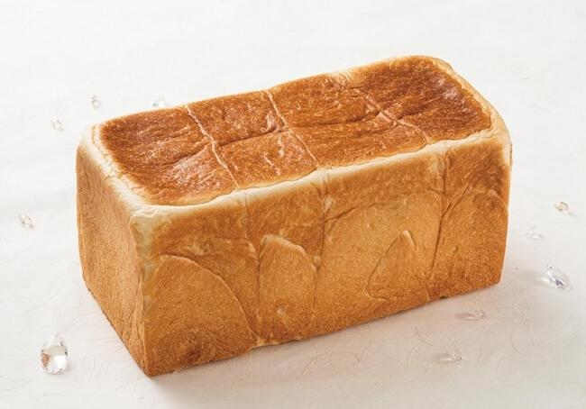 銘水食パンいちふくの『屋久島縄文水の角食パン いちふく』
