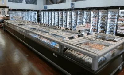 マックスバリュ 菊水店の冷凍食品