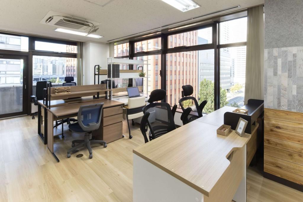オフィスコム札幌支店・札幌ショールーム