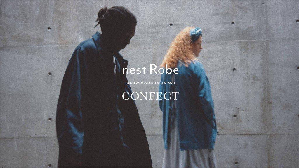 nest Robe / CONFECT in 大丸札幌