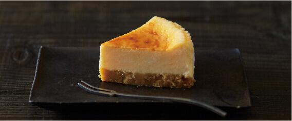 ルタオの『安納芋のベイクドチーズ』-ミルキーなベイクドチーズ