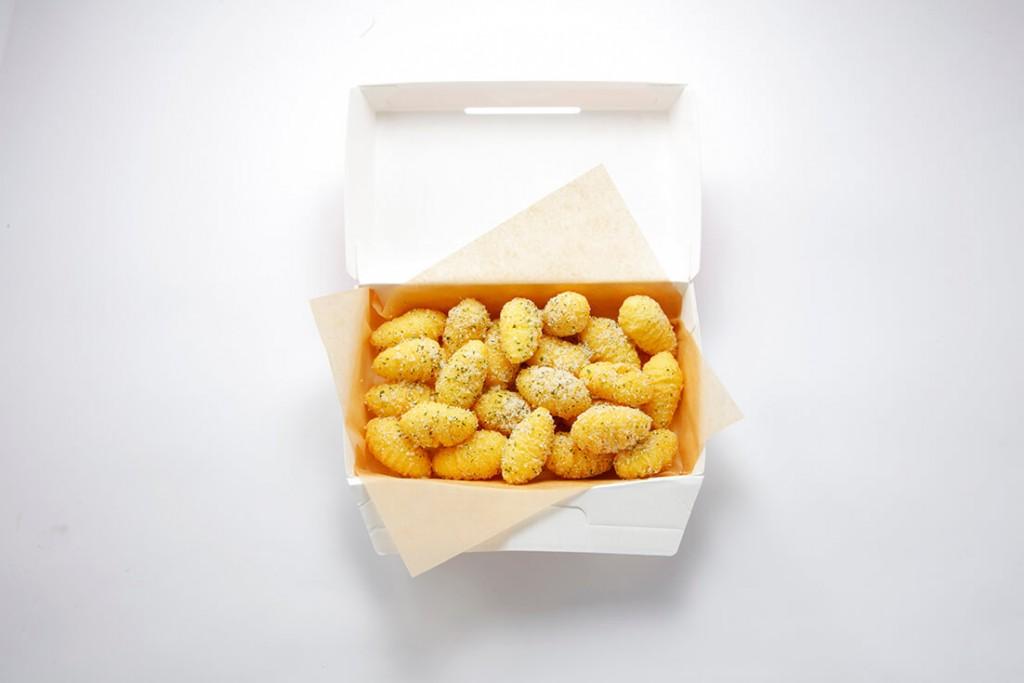 びっくりドンキーの『宅配 チーズポンピンポテト』