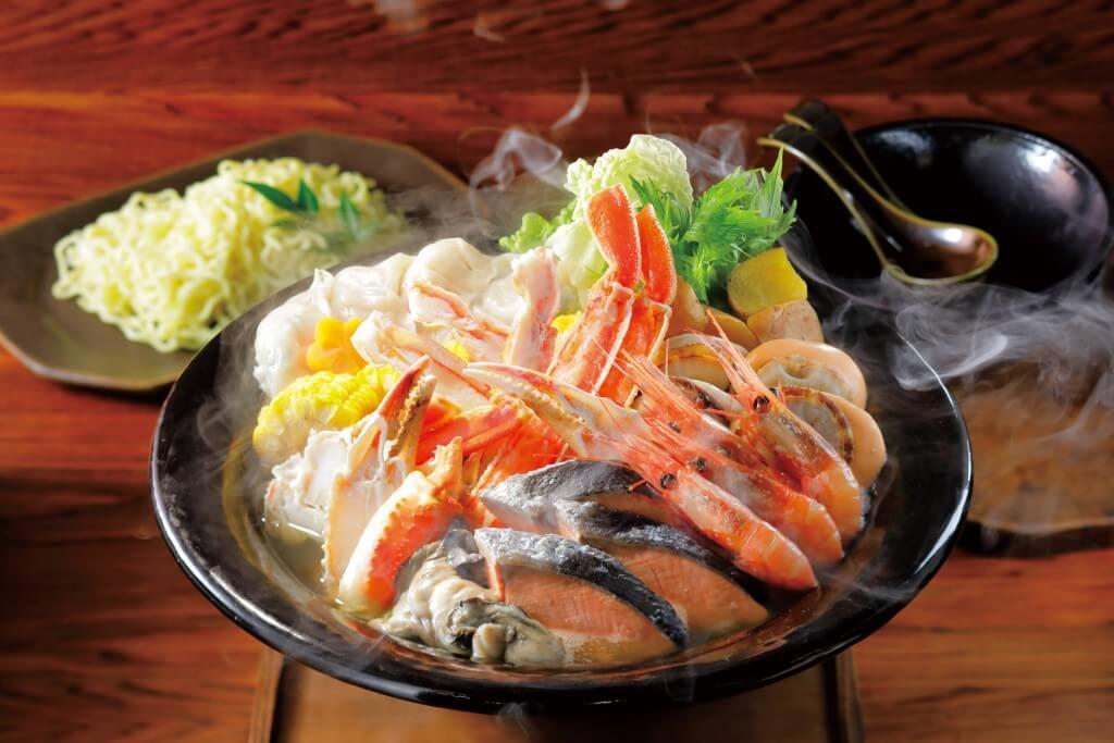大丸・松坂屋 おせち2022-「贅沢!海鮮鍋」大丸・松坂屋特別企画 海鮮鍋
