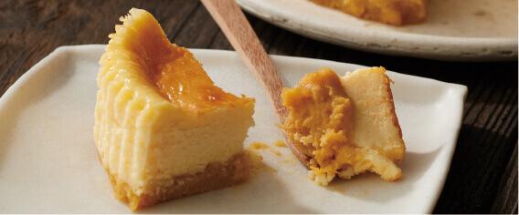 ルタオの『安納芋のベイクドチーズ』-コクがあり甘い安納芋のスイートポテト