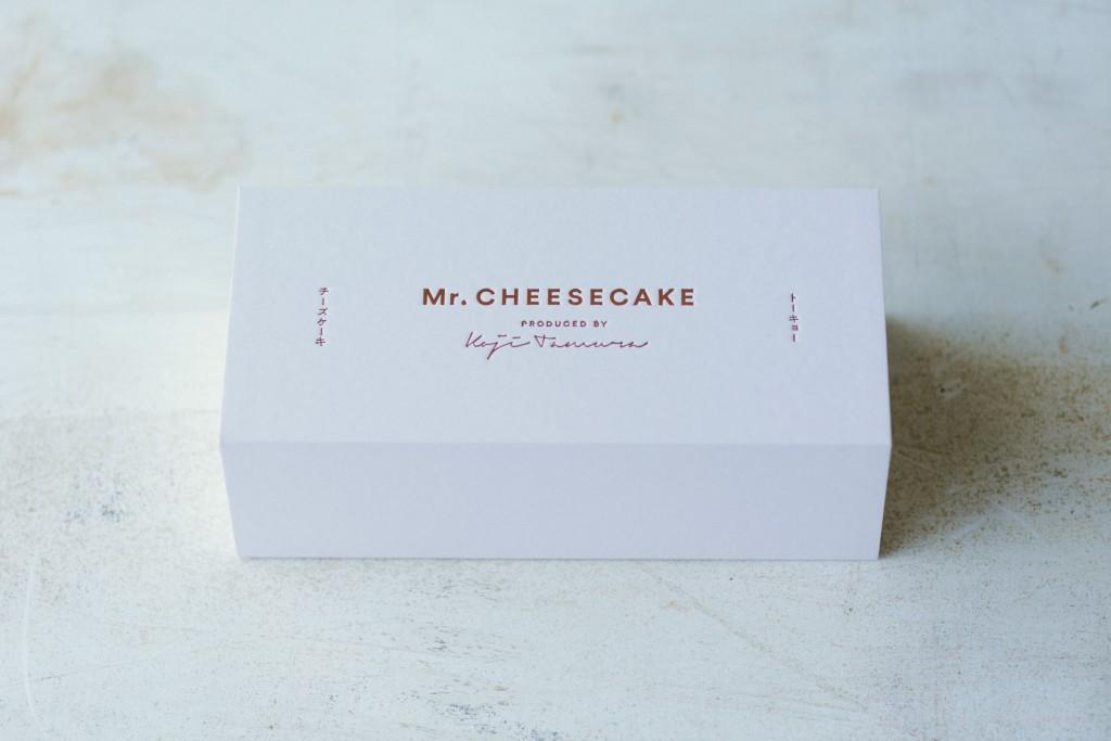Mr. CHEESECAKEの『チーズケーキ』