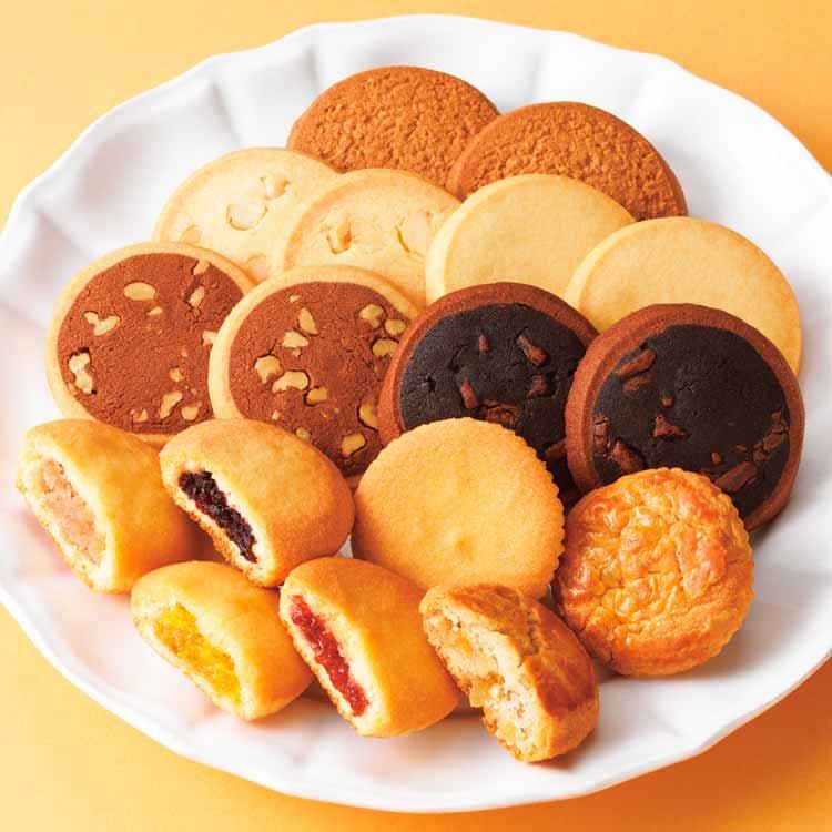 ロイズの『クッキーズ・ガレット詰合せ』