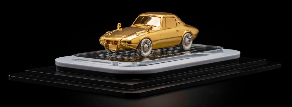 大丸の大黄金展の『K24トヨタスポーツ800』