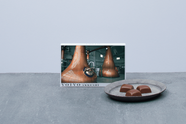 チョコレートブランド「YOIYO」
