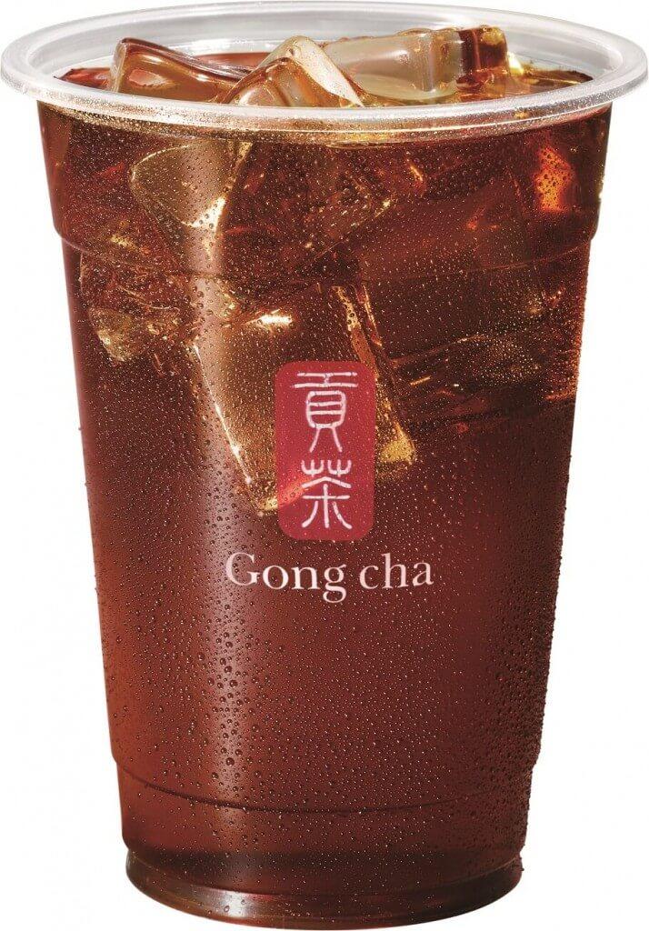 ゴンチャの『ブラックティー(紅茶)』