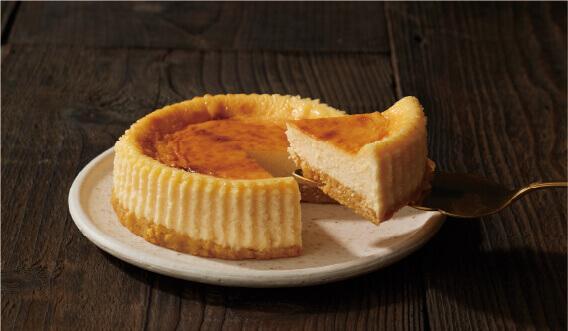 ルタオの『安納芋のベイクドチーズ』