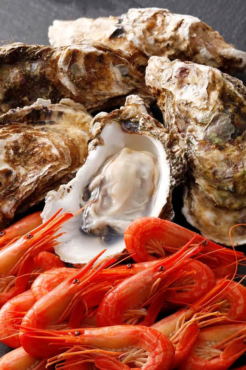オンラインさっぽろオータムフェスト2021の『牡蠣』