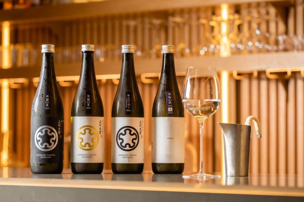 HOKKAIDO CUISINE KAMUY(北海道キュイジーヌ カムイ)のビール