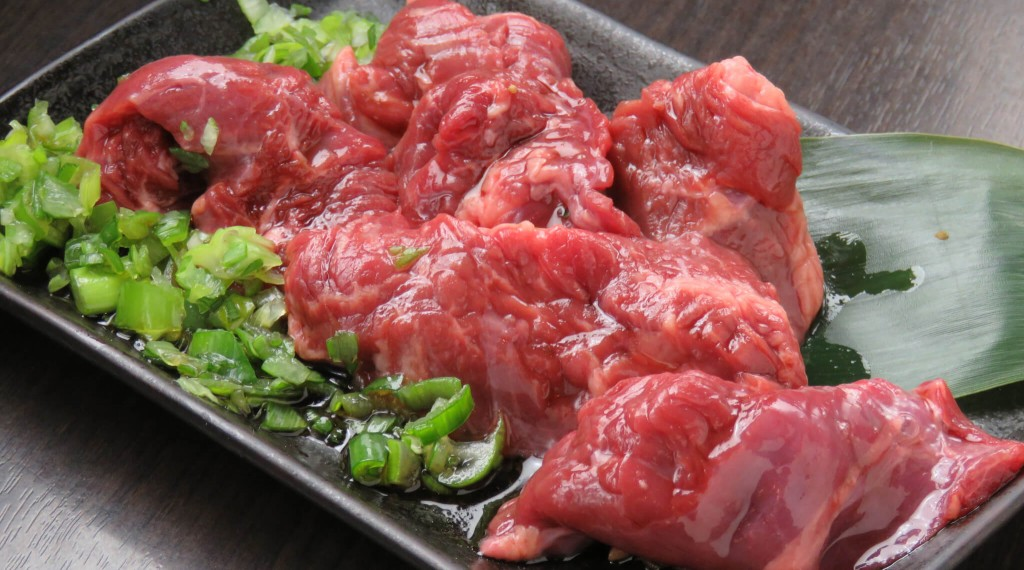ど冷えもん(金獅子のヤキニク 清田本店)の肉