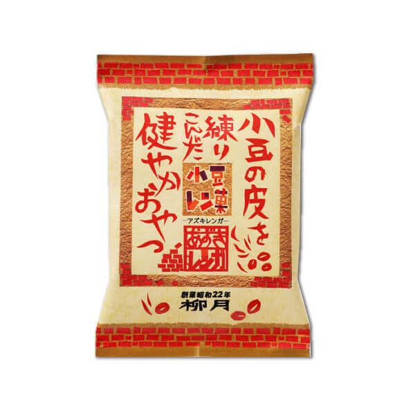 柳月の『小豆レン菓(ガ)』-パッケージ