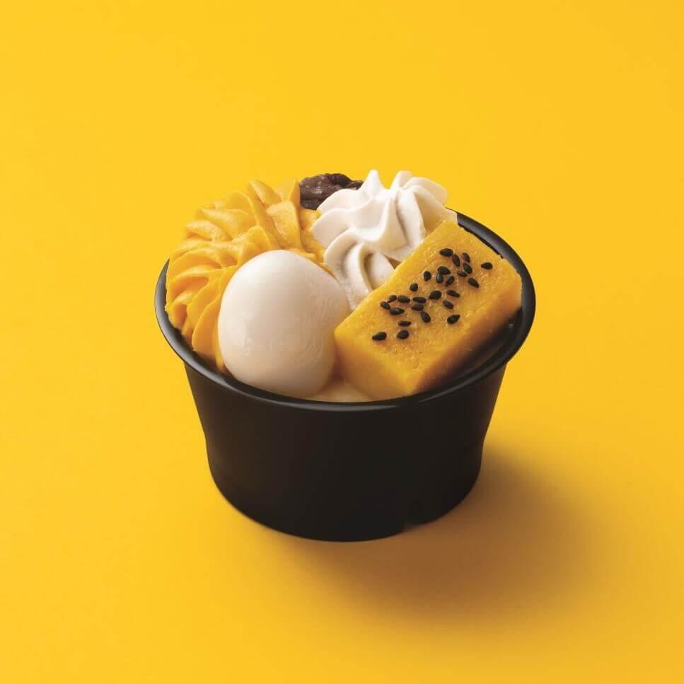 ファミリーマートの『安納芋の和パフェ』