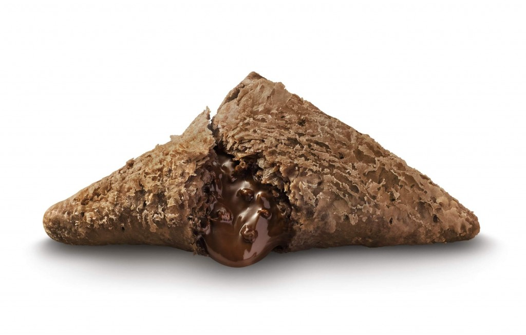 マクドナルドの『三角チョコパイ 黒』