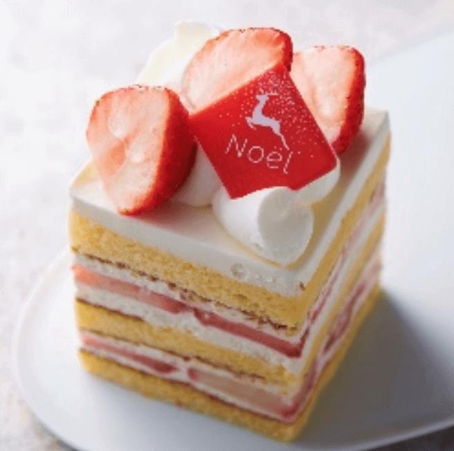 YATSUDOKI(ヤツドキ)の『Noel 苺ショートケーキ』