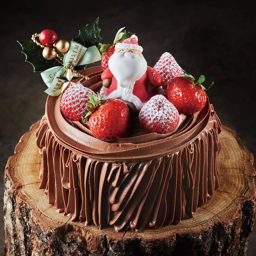 アニバーサリーのクリスマスケーキ2021『チョコレートクリスマス』