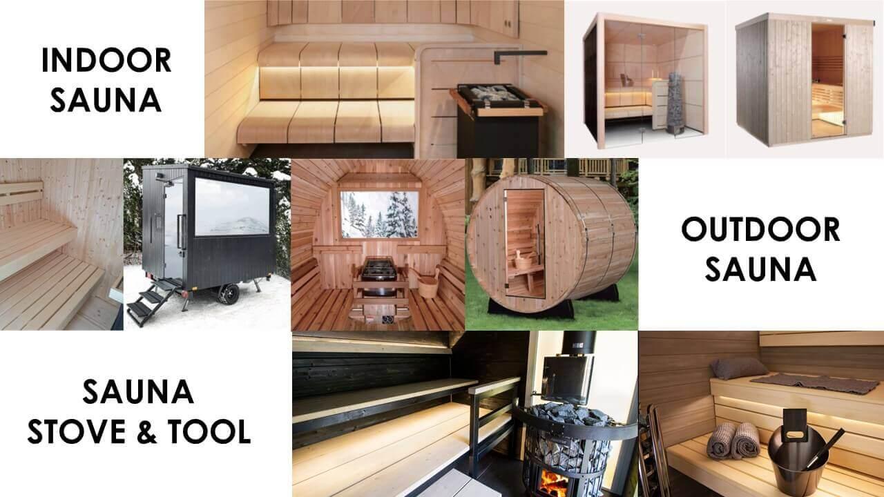 HARVIA Sauna & Lifestyle Studio(ハルビア サウナ&ライフスタイルスタジオ)のサウナ商品まとめ