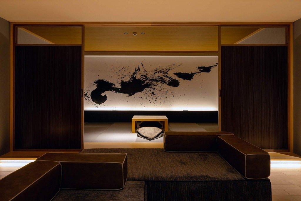 章月グランドホテルのプラン対象客室「ファミリールーム」